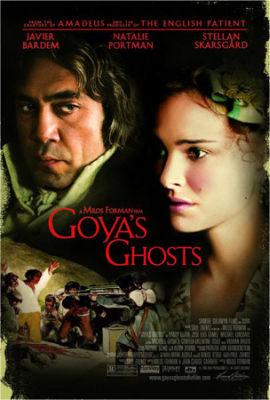 Los fantasmas de Goya y de algún otro